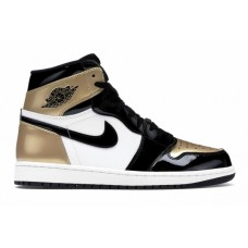 Air JORDAN 1 RETRO HIGH NRG PATENT GOLD TOE 861428-007