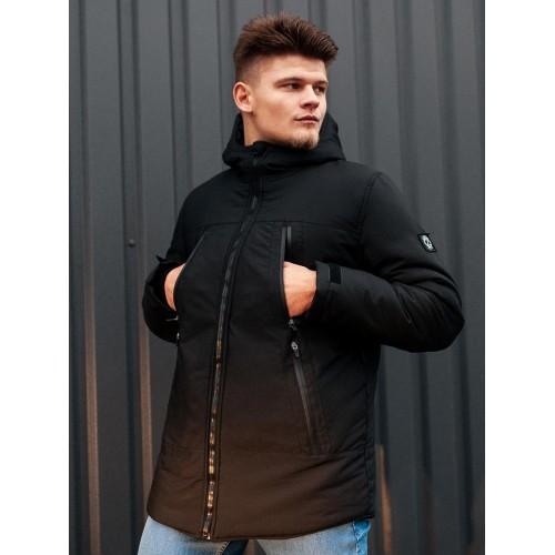 Зимняя куртка BEZET Project black'20 - S