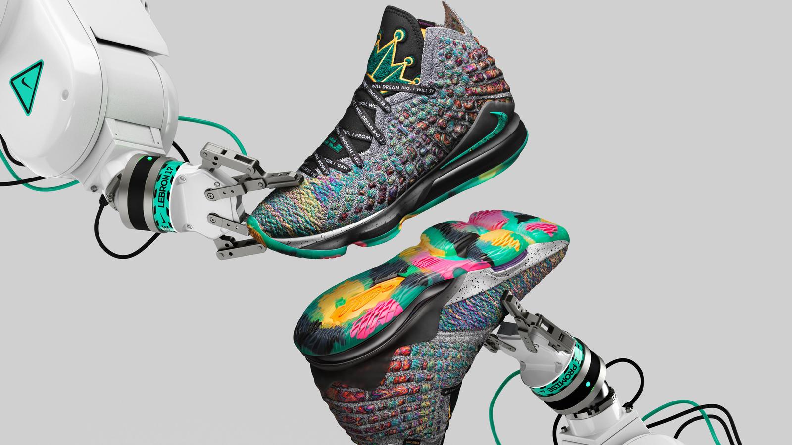 Оригинальные кроссовк