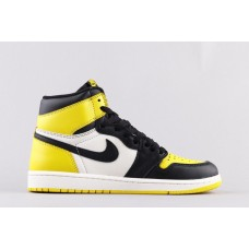 Air Jordan 1 Retro High Yellow Toe AR1020-700