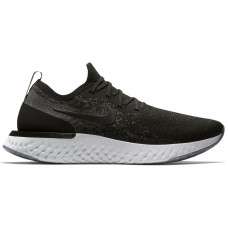 Nike Epic React Flyknit 'Black White' AQ0067-001