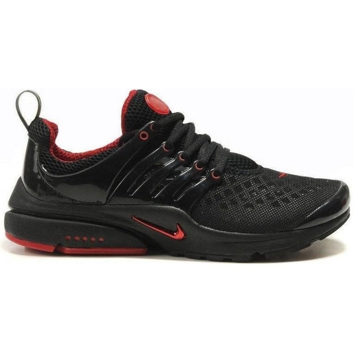 Nike Air Presto 'Black Red' 848187-703