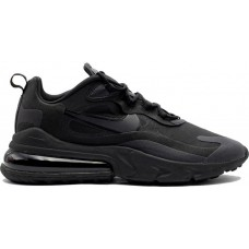 Nike Air Max 270 React Triple Black AT6174-003