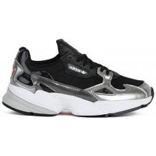 Adidas Falcon Black Silver B28128