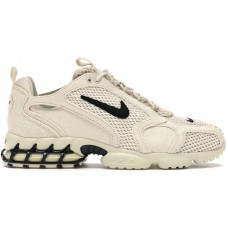 Nike Air Zoom Spiridon Cage 2 Stussy Fossil CQ5486-200