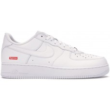 Nike Air Force 1 Low Supreme White CU9225-100