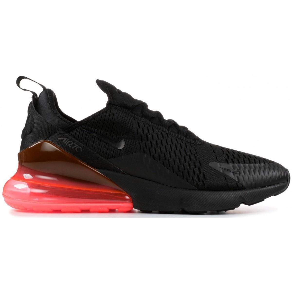 Nike Air Max 270 'Black Red' AH8050-013