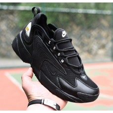 Nike Zoom 2K 'Triple Black' AO0269-002