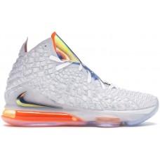 Кроссовки Nike LeBron 17 CT3843-100