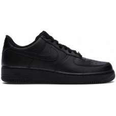 Кроссовки Nike Air Force 1 07 Low Triple Black