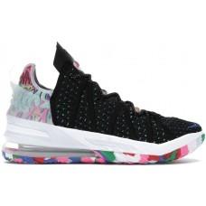 Nike LeBron 18 Multicolor CQ9283-002/CQ9284-002