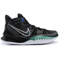 Nike Kyrie 7 Black Teal CQ9326-002