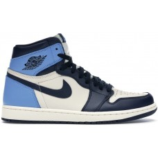 Jordan 1 Retro High Obsidian UNC 575441-140