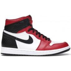 Jordan 1 Retro High Satin Snake Chicago CU0449-601