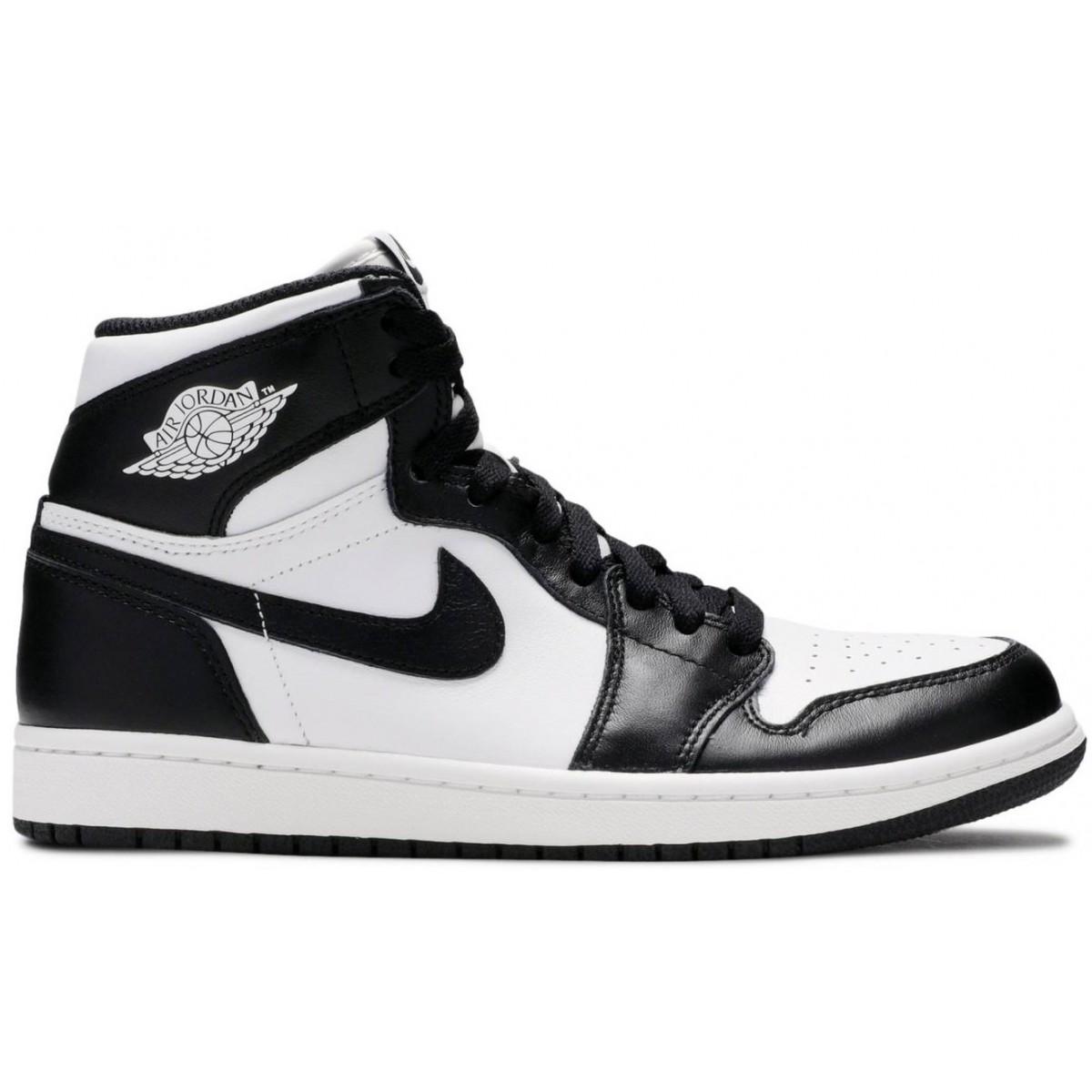 Air Jordan 1 Retro High OG Black White 575441-010