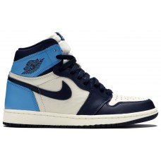 Air Jordan 1 Retro High OG 'Obsidian' 555088 140