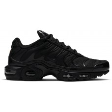 Air Max Plus 'Triple Black' 604133 050