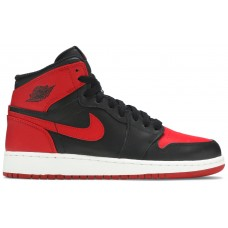 Air Jordan 1 Retro High OG BG 'Bred' 2013 575441 023
