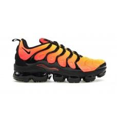 Nike Air VaporMax Plus Black Orange Crimson 924453-006