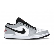 Jordan 1 Low Light Smoke Grey - 553558-030