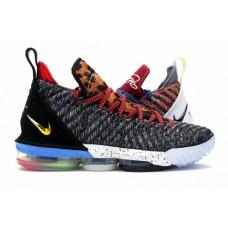 Nike LeBron 16 1 Thru 5 BQ6580-900
